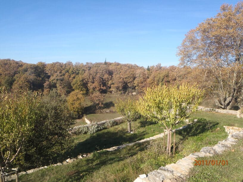 Jardin de la Barre (Saignon)