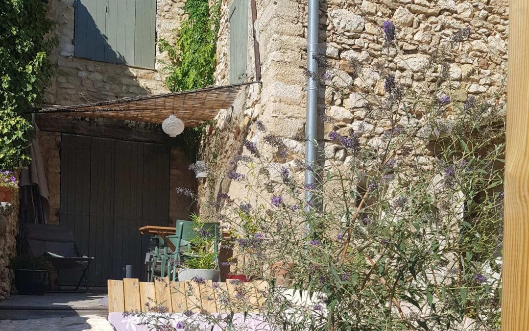 Jardin le Tout-petit (Rustrel)