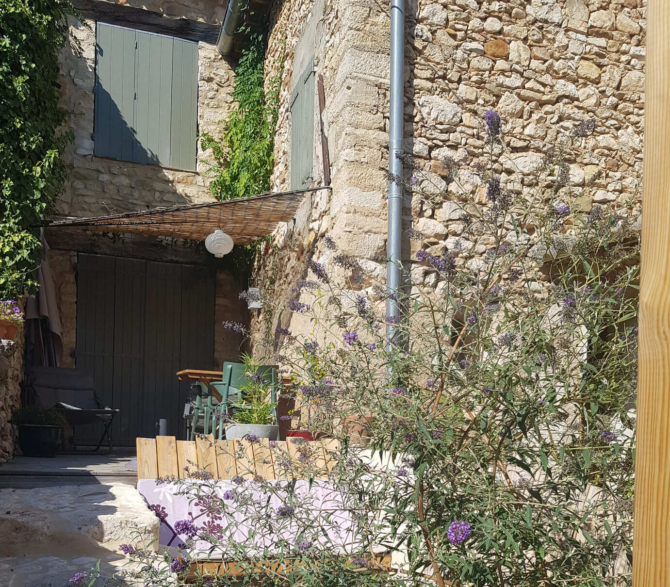Jardin le-tout-petit : aménagement d'un jardin dans un tout petit espace